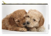 Golden Cockerpoo Puppies Carry-all Pouch