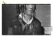 Harriet Beecher Stowe, American Carry-all Pouch