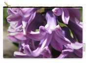 Hyacinth Named Splendid Cornelia Carry-all Pouch