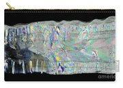 Icicle Cross Section Carry-all Pouch
