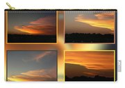 4 In 1 Sunsets Carry-all Pouch