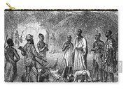 John H. Speke (1827-1864) Carry-all Pouch
