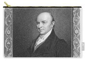 John Quincy Adams Carry-all Pouch