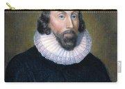 John Winthrop (1588-1649) Carry-all Pouch