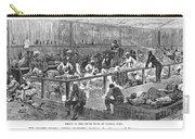 Kansas: Black Exodus, 1879 Carry-all Pouch