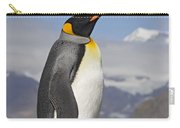 King Penguin Aptenodytes Patagonicus Carry-all Pouch