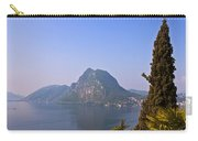 Lago Di Lugano Carry-all Pouch by Joana Kruse