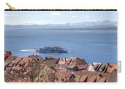 Lake Constance Meersburg Carry-all Pouch by Joana Kruse