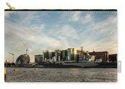 London Skyline Sunset Carry-all Pouch