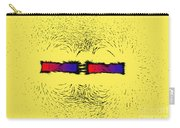Magnetic Attraction Carry-all Pouch