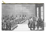 Moravians, 1757 Carry-all Pouch