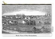 New Jersey, 1844 Carry-all Pouch