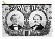 Presidential Campaign, 1876 Carry-all Pouch