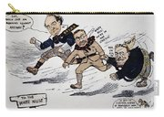Presidential Campaign 1908 Carry-all Pouch by Granger