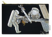Russian Cosmonauts Working Carry-all Pouch