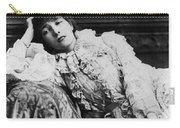 Sarah Bernhardt Carry-all Pouch