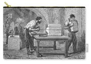 Soap Manufacture, C1870 Carry-all Pouch