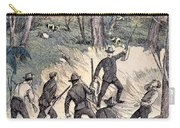 Spanish-american War, 1898 Carry-all Pouch