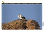 Storks In Marrakech Carry-all Pouch