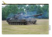 The Leopard 1a5 Main Battle Tank Carry-all Pouch by Luc De Jaeger