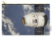 The Spacex Dragon Commercial Cargo Carry-all Pouch