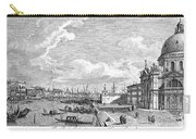 Venice: Grand Canal, 1742 Carry-all Pouch