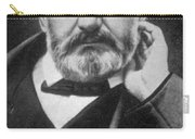Victor Hugo, French Author Carry-all Pouch by Photo Researchers