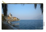 Village On The Lake Front Carry-all Pouch