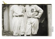 Walter Johnson (1887-1946) Carry-all Pouch