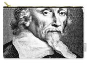 William Harvey, English Physician Carry-all Pouch