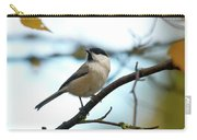 Willow Tit Carry-all Pouch
