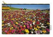Flower Fields Carry-all Pouch