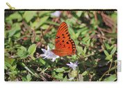 42- Fritillary Butterfly Carry-all Pouch