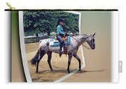 4h Horse Competition Carry-all Pouch