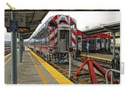 4th And King St. Caltrains Station - San Francisco Carry-all Pouch