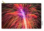 4th Of July - Independence Day Fireworks Carry-all Pouch