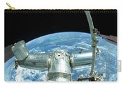 A Portion Of The International Space Carry-all Pouch