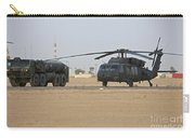 A Uh-60 Black Hawk Helicopter Carry-all Pouch