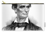 Abraham Lincoln, 16th American President Carry-all Pouch