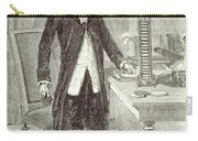 Alessandro Volta, Italian Physicist Carry-all Pouch