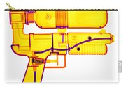 An X-ray Of A Squirt Gun Carry-all Pouch