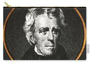 Andrew Jackson, 7th American President Carry-all Pouch
