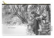 Arkansas: Hot Springs, 1878 Carry-all Pouch by Granger