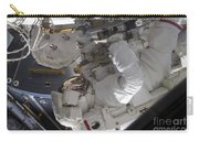 Astronaut Working On The International Carry-all Pouch
