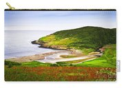 Atlantic Coast In Newfoundland Carry-all Pouch