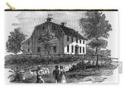 Benedict Arnold (1741-1801) Carry-all Pouch