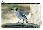 Blue-jay  Carry-all Pouch