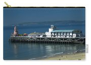 Bournemouth Pier And Beach Carry-all Pouch