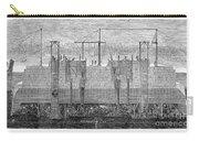 Brooklyn Bridge, 1870 Carry-all Pouch