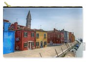Burano - Venice - Italy Carry-all Pouch